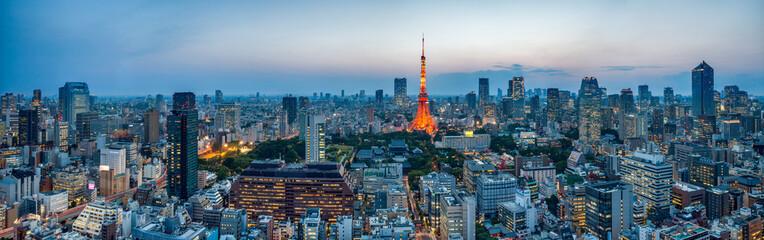 Photo sur Aluminium Tokyo Tokio