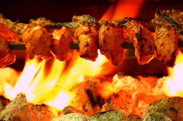 shish kofta kofte tikka kebabs
