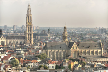 Stores à enrouleur Antwerp Kirchen in Antwerpen