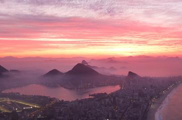 Alba di Rio de Janeiro