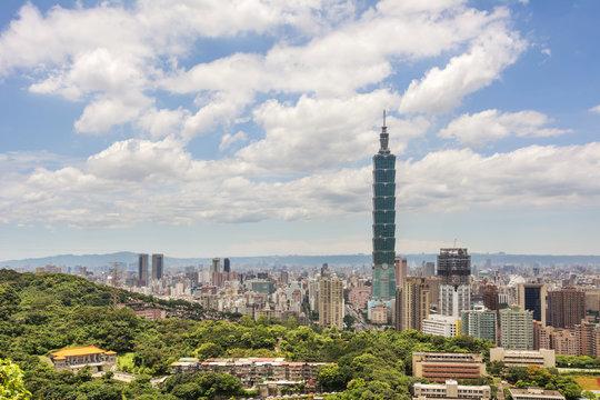 Taipei scenery