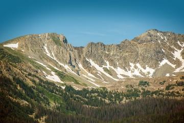 Wall Mural - Colorado Mountain Range