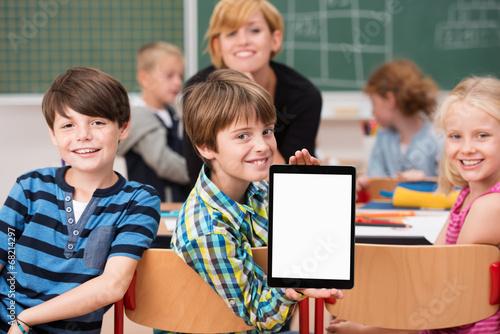 Flirten mit jungs in der schule