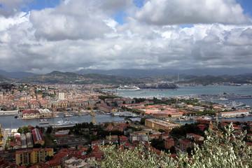 La Spezia. Liguria, Italy.