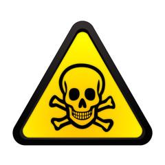 Warnhinweis giftige Stoffe