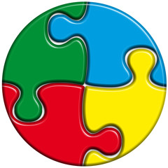 rond puzzles