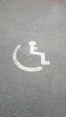 place handicapé
