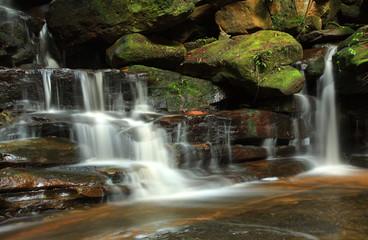 Fotobehang - Somersby Falls, Australia