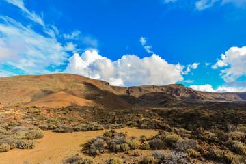 Vulkan Arenas Negras auf Teneriffa