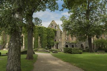 Villers Abbey. Villers-la-Ville, Belgium