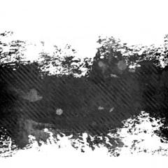 Fototapete - splash on striped background