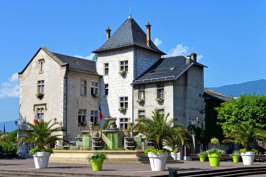 Rathaus von Aix-les-bains
