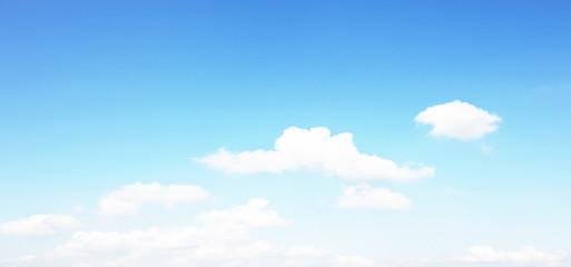 Wolkenlandschaft Panorama