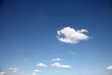 Wolken Landschaft