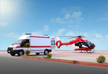 Air Ambulance Service