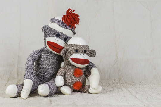 Sock Monkey Layout