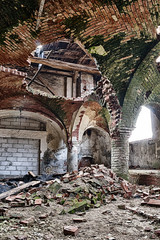 The abandoned stables