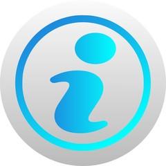 Info icon (vector)