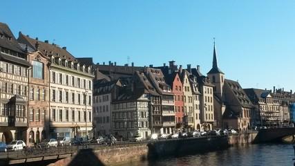 Strasbourg au bord de l eau
