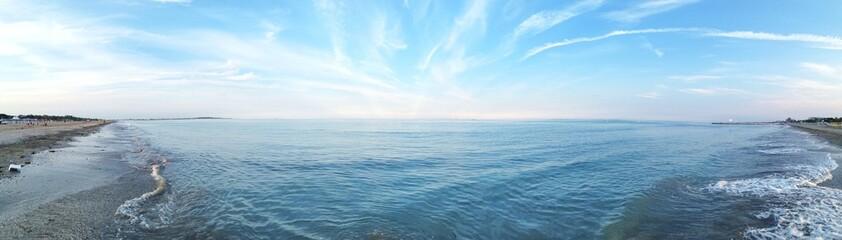 Strand von Lido an der Adria