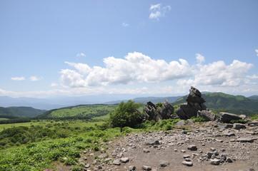 物見岩 頂上 霧ヶ峰