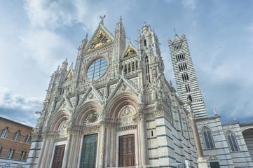 Fototapete - Cattedrale di Siena, Siena , Italy