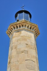 Genoese old lighthouse