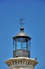 Lighthouse light room
