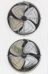 Twin cooling fan