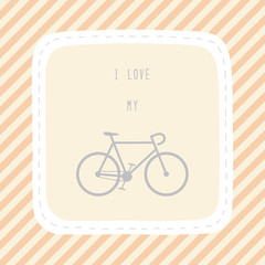 I love bicycle9