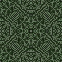 seamlessly vintage pattern