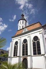 Evangelische Stadtkirche in Xanten, Deutschland