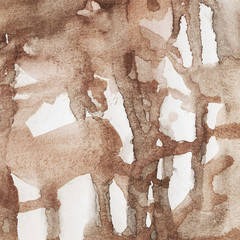 Abstract watercolor grunge background