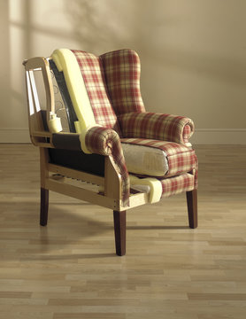 chair upholstery