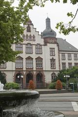 Rathaus Hamm, NRW, Deutschland
