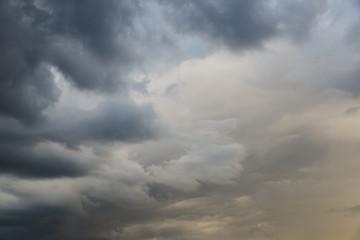 Clouds wild