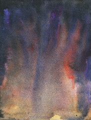 Abstract Watercolour Texture