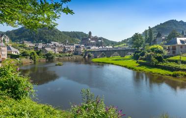 Estaing Medieval Village, Midi - Pyrenees, France