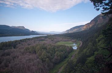 The Valley, Columbia River Gorge, Portland, Oregon