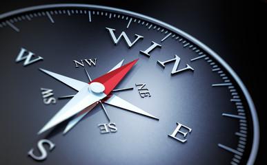 Kompass - Ziel
