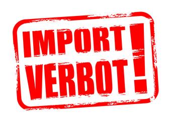 Importverbot