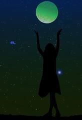 женщина и космос