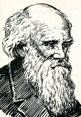 Charles Darwin, English naturalist and geologist