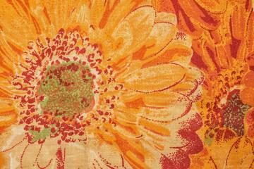 texture cut textile fabrics of different colours