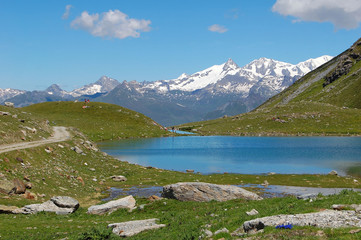 Lac de Marlou savoie