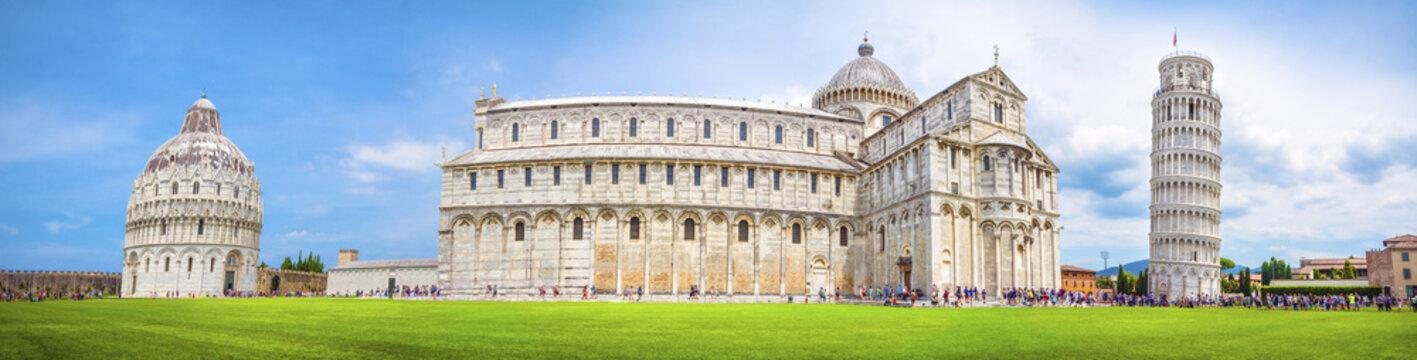 Pisa panorama, Italy.