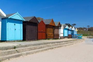Friars Cliff Beach Dorset