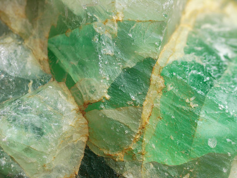 quarzo verde - Chrysoprase