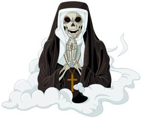 Horror nun