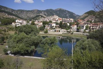 Villalago, Abruzzo